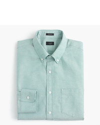 J.Crew Ludlow Cotton Oxford Shirt