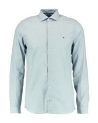 Slim fit formal shirt green medium 6834255