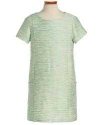 Soprano Tweed Shift Dress