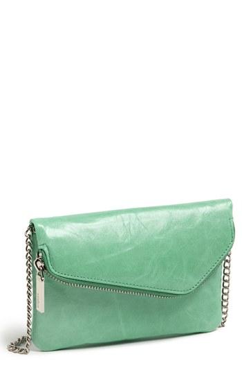Hobo Zara Vintage Crossbody Bag Mint, £91   Nordstrom   Lookastic UK 71b1d69e0c