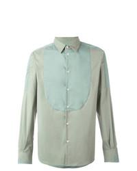 Al Duca D'Aosta 1902 Paneled Longsleeved Shirt