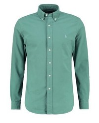 Slim fit shirt antique green medium 3776260