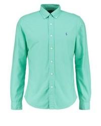 Slim fit shirt pale kelly medium 3777866