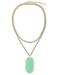 R long filigree pendant necklace medium 187457