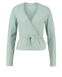 Cardigan green melange medium 3946606