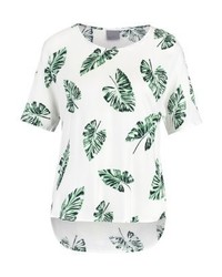 Vmnow blouse snow whitegreen medium 4256801