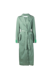 Off-White Trench Coat