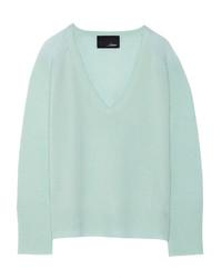 Mint V-neck Sweater