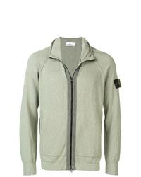 Stone Island Zipped Jacket