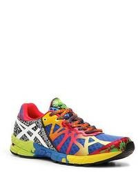 Multi colored Athletic Shoes