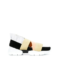 Emilio Pucci City Up Slip On Sneakers