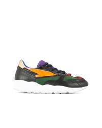 Kolor Patchwork Sneakers