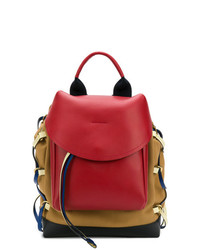 Marni Contrast Backpack