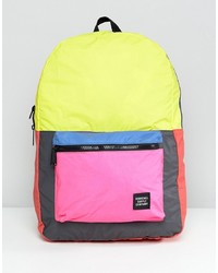 Herschel Supply Co. Packable Reflective Backpack In Colourblock Reflective