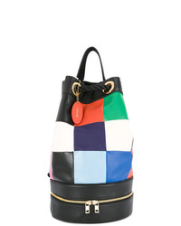 Sacai Patchwork Backpack