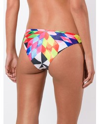 Mara Hoffman Diamond Pattern Bikini Bottoms