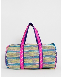 America & Beyond Matted Weekend Holdall