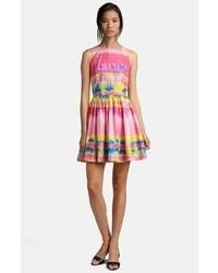 Multi colored Casual Dress