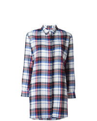 Golden Goose Deluxe Brand Long Flannel Shirt