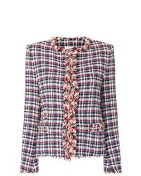 Isabel Marant Etoile Isabel Marant Toile Checked Tweed Jacket