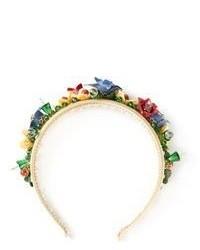 Dolce & Gabbana Floral Headband