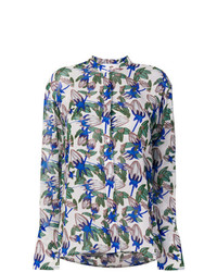 Christian Wijnants Tara Floral Blouse