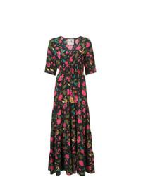 Figue Kalila Floral Print Maxi Dress