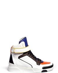 Multi colored high top sneakers original 540396