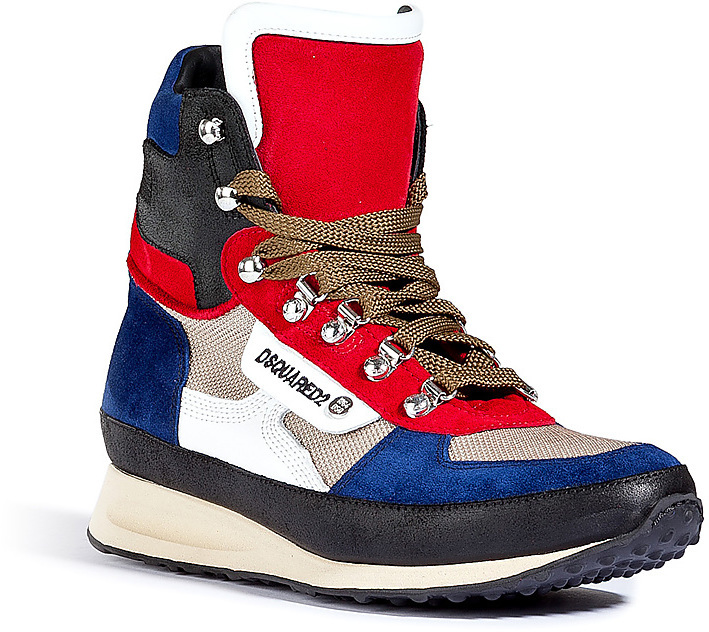 Dsquared2 high-top sneakers outlet best store to get discount shop extremely online RpqufEP3