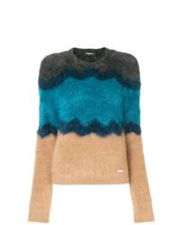 Dsquared2 Colour Block Sweater