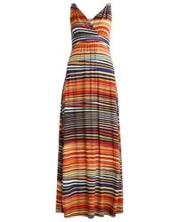 Anna Field Maxi Dress Multicolor
