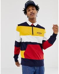 Billionaire Boys Club Long Sleeve Polo Shirt