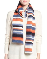 Barbour Briggs Stripe Lambswool Scarf