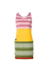 Marni Striped Day Dress