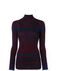 Victoria Victoria Beckham Striped Sweater