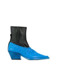 Joseph Colour Block Ankle Boots