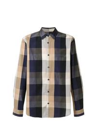 Golden Goose Deluxe Brand Crosbie Check Shirt