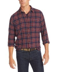 Lucky Brand Great Smoky Woven Shirt