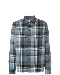 Salvatore Piccolo Plaid Shirt