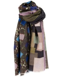 Checked scarf medium 842807