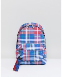 Tommy Jeans Check Mini Backpack