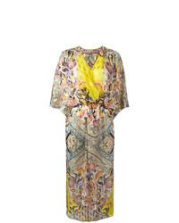 Etro Wrap Beach Dress
