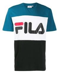 Fila Day Colour Block T Shirt