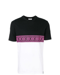 Versace Collection Geometric Print T Shirt