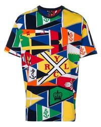 Polo Ralph Lauren Graphic Print T Shirt