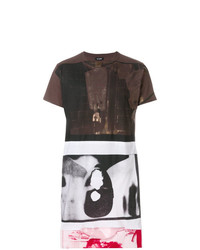 Raf Simons Printed Oversized T Shirt