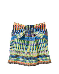 Saloni Bow Strapless Top