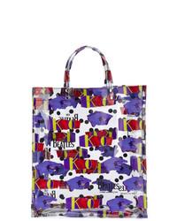 The Beatles X Comme Des Garçons Printed Tote Bag