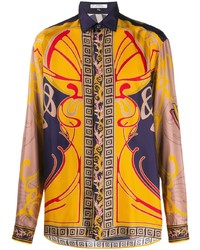 Versace Collection Printed Shirt