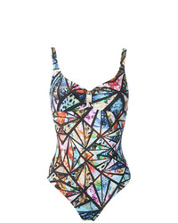Lygia & Nanny Printed Swimsuit